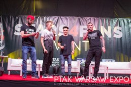 festival youtuberow i streamerów