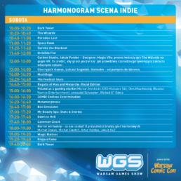 Harmonogramy WGS