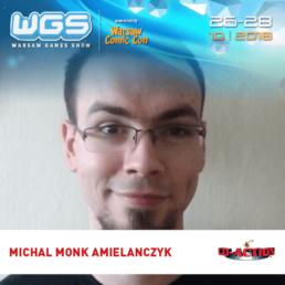 """Michał """"Monk"""" Amielańczyk"""