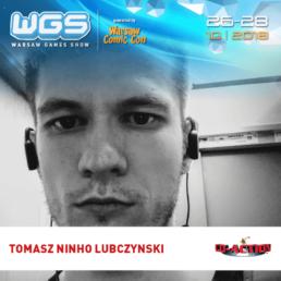 """Tomasz """"Ninho"""" Lubczyński"""