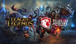 League of Legends na Polskiej Lidze Esportowej